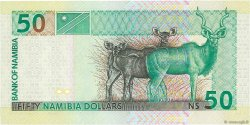 50 Namibia Dollars NAMIBIE  2003 P.08a pr.NEUF