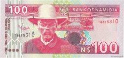100 Namibia Dollars NAMIBIE  1999 P.09a pr.NEUF