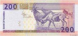 200 Namibia Dollars NAMIBIE  1996 P.10a NEUF