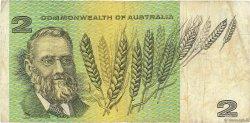 2 Dollars AUSTRALIE  1972 P.38d B
