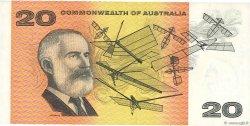 20 Dollars AUSTRALIE  1972 P.41d TTB
