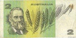2 Dollars AUSTRALIE  1979 P.43c TB