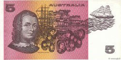 5 Dollars AUSTRALIE  1985 P.44e SUP+