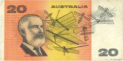 20 Dollars AUSTRALIE  1989 P.46g TB