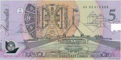 5 Dollars AUSTRALIE  1992 P.50a NEUF