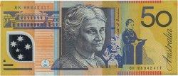 50 Dollars AUSTRALIE  1998 P.54b TTB