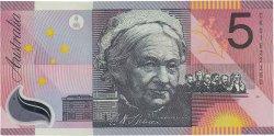 5 Dollars AUSTRALIE  2001 P.56 TTB
