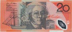 20 Dollars AUSTRALIE  2007 P.59e SUP