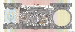 1 Dollar FIDJI  1987 P.086a NEUF