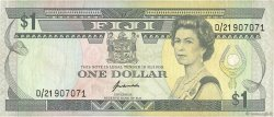 1 Dollar FIDJI  1993 P.089a TB