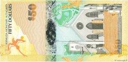 50 Dollars BERMUDES  2009 P.61a SPL