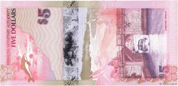 5 Dollars BERMUDES  2009 P.58a NEUF