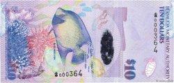 10 Dollars BERMUDES  2009 P.59a NEUF
