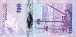 10 Dollars BERMUDES  2009 P.59a
