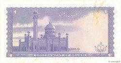 1 Ringgit - 1 Dollar BRUNEI  1980 P.06b SUP
