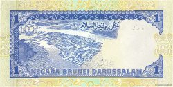 1 Ringgit - 1 Dollar BRUNEI  1989 P.13a NEUF