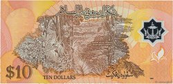 10 Ringgit - 10 Dollars BRUNEI  1996 P.24a SPL
