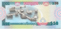 50 Ringgit - 50 Dollars BRUNEI  1996 P.25 NEUF