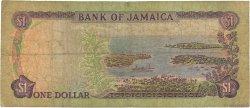 1 Dollar JAMAÏQUE  1976 P.59a B