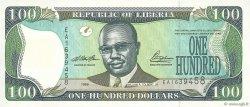 100 Dollars LIBERIA  1999 P.25 NEUF