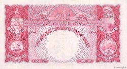 1 Dollar CARAÏBES  1958 P.07b pr.SUP