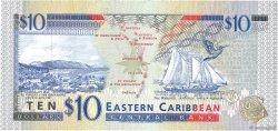 10 Dollars CARAÏBES  1994 P.32l NEUF