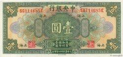 1 Dollar CHINE  1928 P.0195c SPL