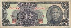 1 Dollar CHINE Canton 1949 P.0441 TB+