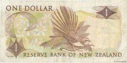 1 Dollar NOUVELLE-ZÉLANDE  1968 P.163b pr.TTB