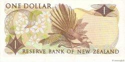 1 Dollar NOUVELLE-ZÉLANDE  1977 P.163d SPL