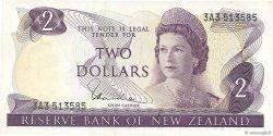 2 Dollars NEW ZEALAND  1977 P.164d aXF