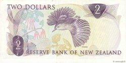 2 Dollars NOUVELLE-ZÉLANDE  1977 P.164d TTB+
