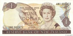1 Dollar NOUVELLE-ZÉLANDE  1989 P.169c NEUF