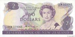 2 Dollars NOUVELLE-ZÉLANDE  1981 P.170a NEUF