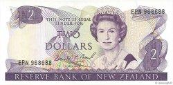 2 Dollars NOUVELLE-ZÉLANDE  1989 P.170c NEUF