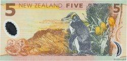 5 Dollars NOUVELLE-ZÉLANDE  1999 P.185a NEUF