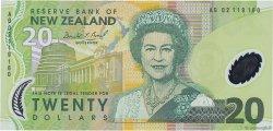 20 Dollars NOUVELLE-ZÉLANDE  1999 P.187a SUP+