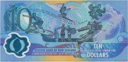 10 Dollars NOUVELLE-ZÉLANDE  1999 P.190b NEUF