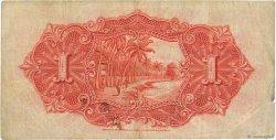 1 Dollar MALAISIE - ÉTABLISSEMENTS DES DÉTROITS  1925 P.09a TB+