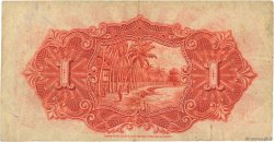1 Dollar MALAISIE - ÉTABLISSEMENTS DES DÉTROITS  1925 P.09a TB