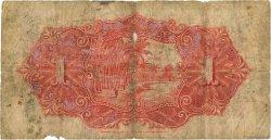 1 Dollar MALAISIE - ÉTABLISSEMENTS DES DÉTROITS  1929 P.09a B
