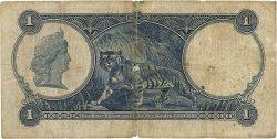 1 Dollar MALAISIE - ÉTABLISSEMENTS DES DÉTROITS  1935 P.16b B