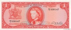 1 Dollar TRINIDAD et TOBAGO  1964 P.26b SPL