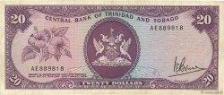 20 Dollars TRINIDAD et TOBAGO  1977 P.33a TTB