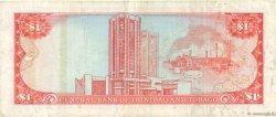 1 Dollar TRINIDAD et TOBAGO  1985 P.36a TTB