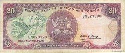20 Dollars TRINIDAD et TOBAGO  1985 P.39b TB