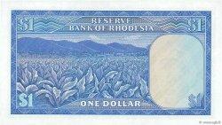 1 Dollar RHODÉSIE  1978 P.34c NEUF