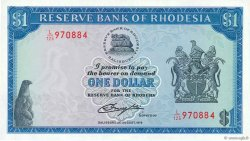1 Dollar RHODÉSIE  1979 P.38a pr.NEUF