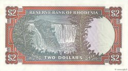 2 Dollars RHODÉSIE  1979 P.39b pr.NEUF