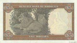5 Dollars RHODÉSIE  1979 P.40a SUP